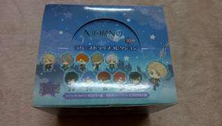 Norn9 軟膠吊飾附外盒(9個)