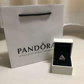 Pandora 潘朵拉迪士尼馬車吊飾