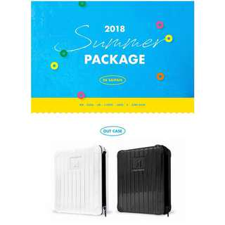 [LOOSE ITEMS] BTS 2018 Summer Package in Saipan