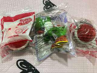 BNIB Macdonal Happy Meal Super Mario Toys