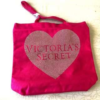 Pink bling bag