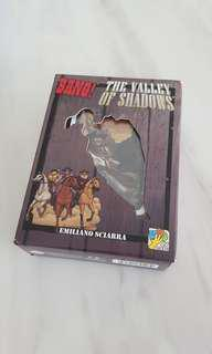 Bang! The Valley of Shadows card game