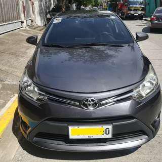 2015 Toyota Vios 1.3 E Automatic