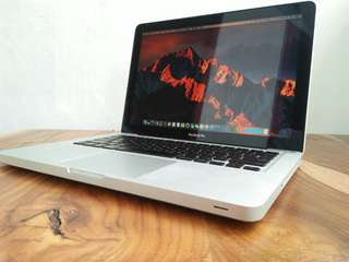 Macbook 13inch early 2011