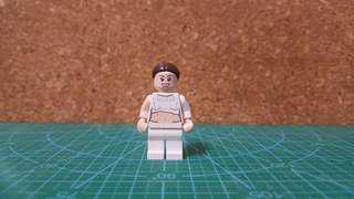 Lego Star Wars SW490 Padme Amidala Geonosis Arena