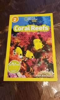National Geographic Kids Coral Reefs 兒童科學