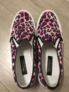Juicy couture slip on shoes 懶人鞋