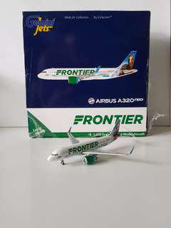 A320 Neo Frontier Airline Scale 1:400