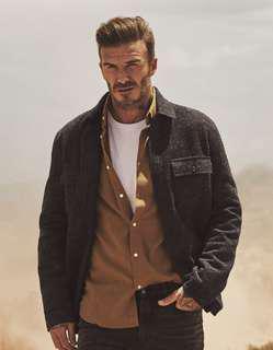 H&M x David Beckham Jacket