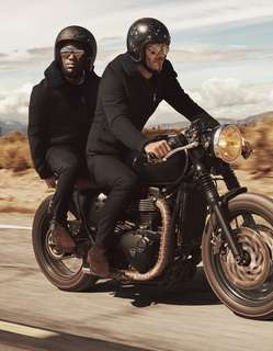H&M x David Beckham Sherpa Jacket