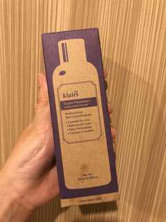Klairs Supple Preparation Unscented Toner