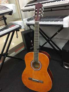 "39"" Classical guitar on sale"
