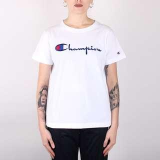 Champion Reverse Weave Embroidered Script Logo Crewneck Unisex T-Shirt