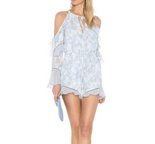BNWT Morning frost romper