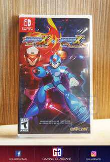 NS Megaman X Legacy Collection 1 + 2