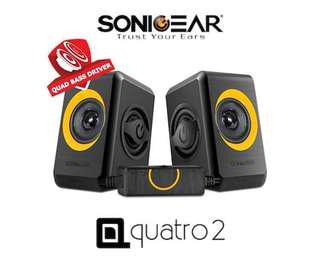 Sonigear Quatro 2 Speaker