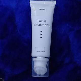 Facial wash erto's