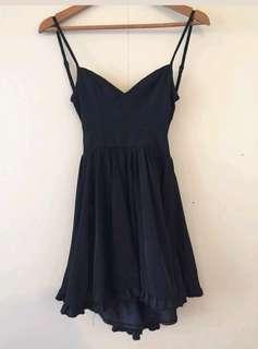 Princess polly black dress