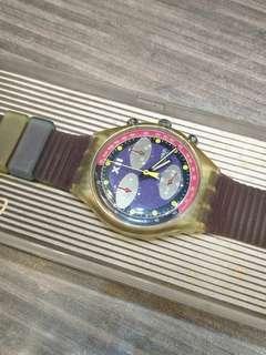 Swatch watch    計時錶