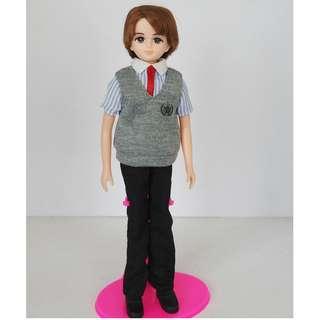Licca Boy student