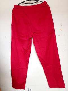 #YEARENDSALE - Red Pants [Self-made #3]