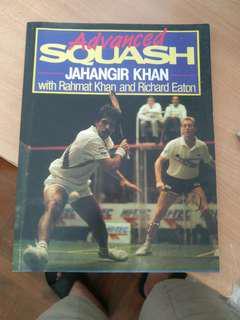 Advanced Squash Jahangir Khan