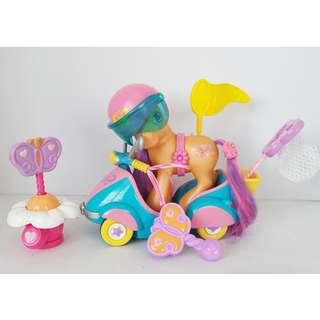 My Little Pony Scooter set