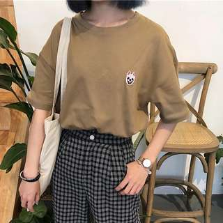 Korean Oversized T-shirt