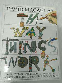 The way things work by David Maculay