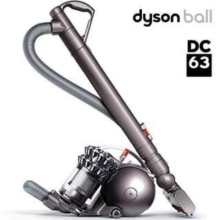 🚚 Dyson 吸塵器 DC63