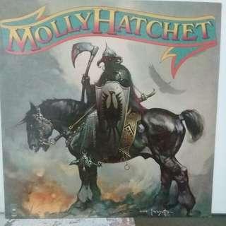 Molly Hatchet - Molly Hatchet LP