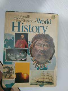 Purnell's Concise Encyclopedia of World History