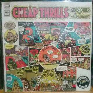 The Big Brother and The Holding Co. - Cheap Thrills