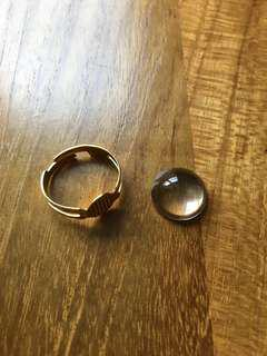 DIY Ring Materials