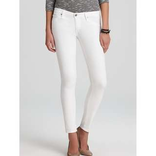 Adriano Goldschmied The Legging Skinny Ankle Jean white 24