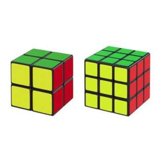 Puzzle toy magic cube 2x2