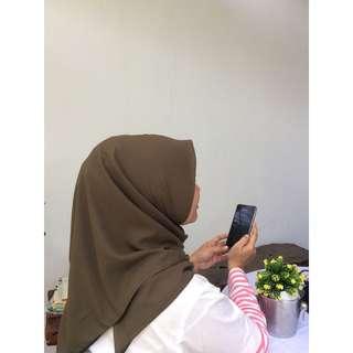 Hijap, code: HJ001. Meterial: Voal