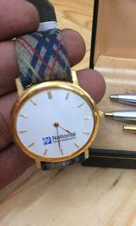 Nasional.... dress watch custom made
