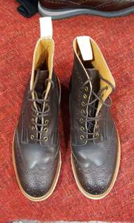 TRICKER'S OF ENGLAND BOOTS