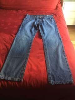Preloved Espirt Jeans Slim Cut