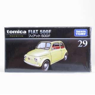 全新 Tomica Premium 29 Fiat 500f 1/45 快意 500F 車仔