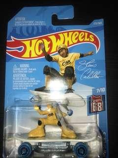 Hotwheel sport skate brigade