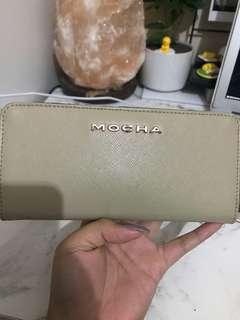 Mocha wallet