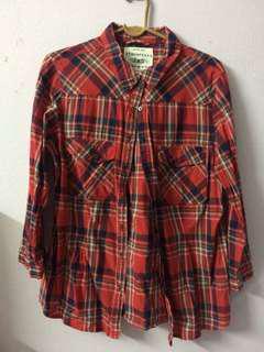 Primark flannel top