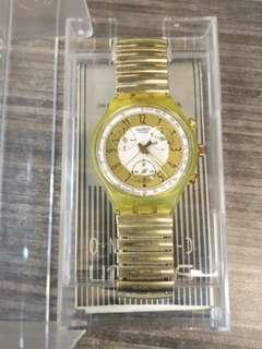 Swatch watch 錶