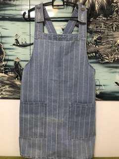 Pinafores dress
