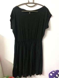 Uniqlo Rayon Dress