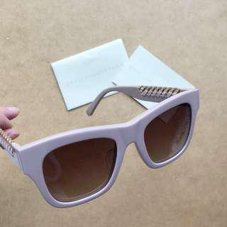 Price Down: Used/ stella McCartney pink Sunglasses