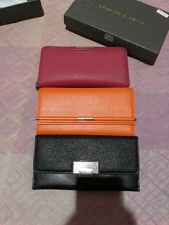 DKNY, charles and keith, Urban and co authentic!!