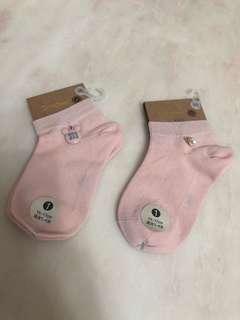 Socks襪2對